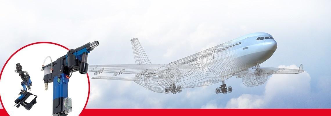 A Linha Seti-Tec oferece unidades de furação avançadas, já adotadas pelos principais fabricantes de aeronaves em todo o mundo, projetadas para furação, fresagem, e counter striking .