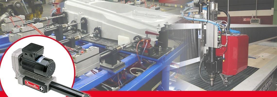 A Desoutter Tools criou furadeiras com avanço automático (AFD) e rosqueadeiras, feitas para serem facilmente integradas em uma máquina ou  um processo. Desempenho e projeto modular. Peça uma cotação!