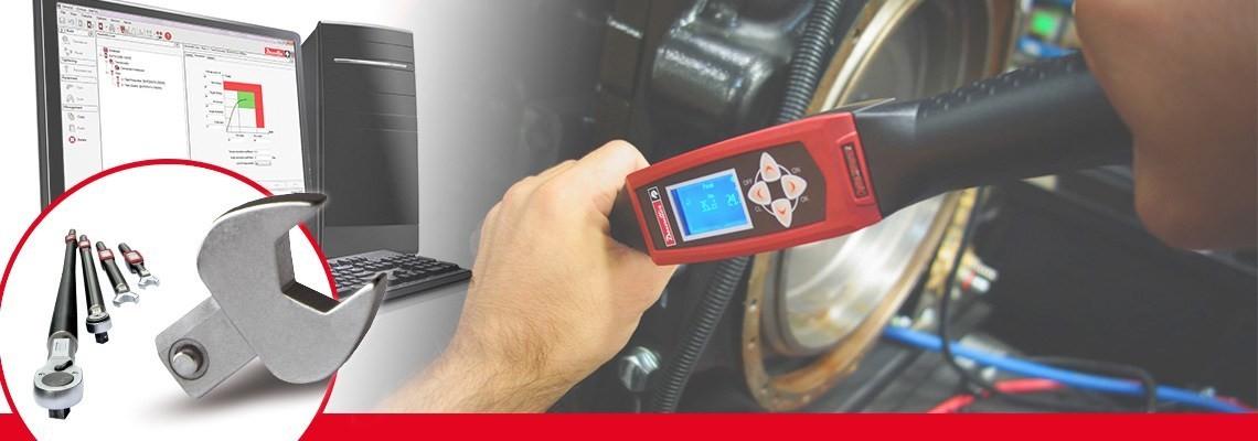 Conheça a linha  completa de acessórios para sistemas de medição de torque da Desoutter Industrial Tools para a indústria automotiva e aeronáutica. Projetado para qualidade e produtividade.