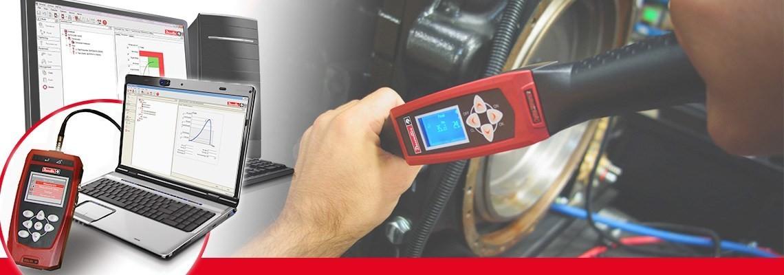 Conheça  nosso Software de Sistema de Medição para medição de torque para 1 a 5 usuários. Nosso software inclui programação, resultados e visualizador para rastreamento.