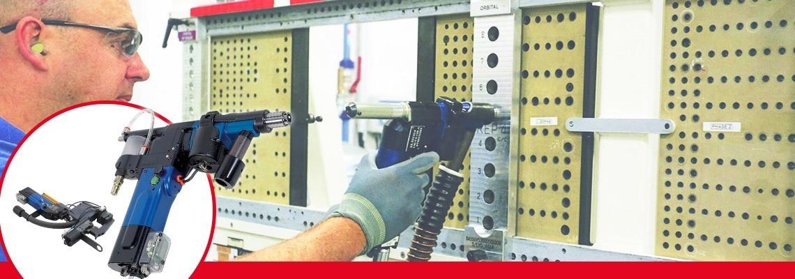 As unidades de furação pneumática avançadas da Linha SETITEC são dedicadas para operações de furação semi-automáticas para equipamentos de montagem aeronáutica.