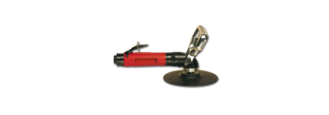 Threaded - Angle sander - low speed<br/>
