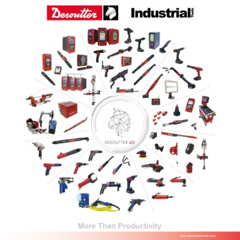 Poster da Desoutter Industrial Tools