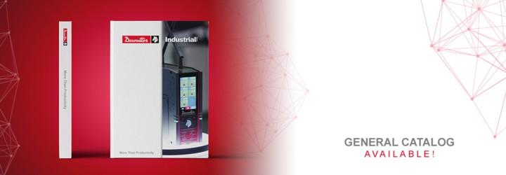 Novo catálogo geral da Desoutter com ferramentas e soluções dedicadas da Indústria 4.0!