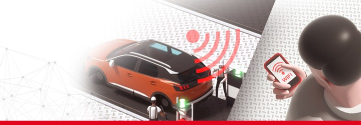 Wi-Fi sem drama na indústria